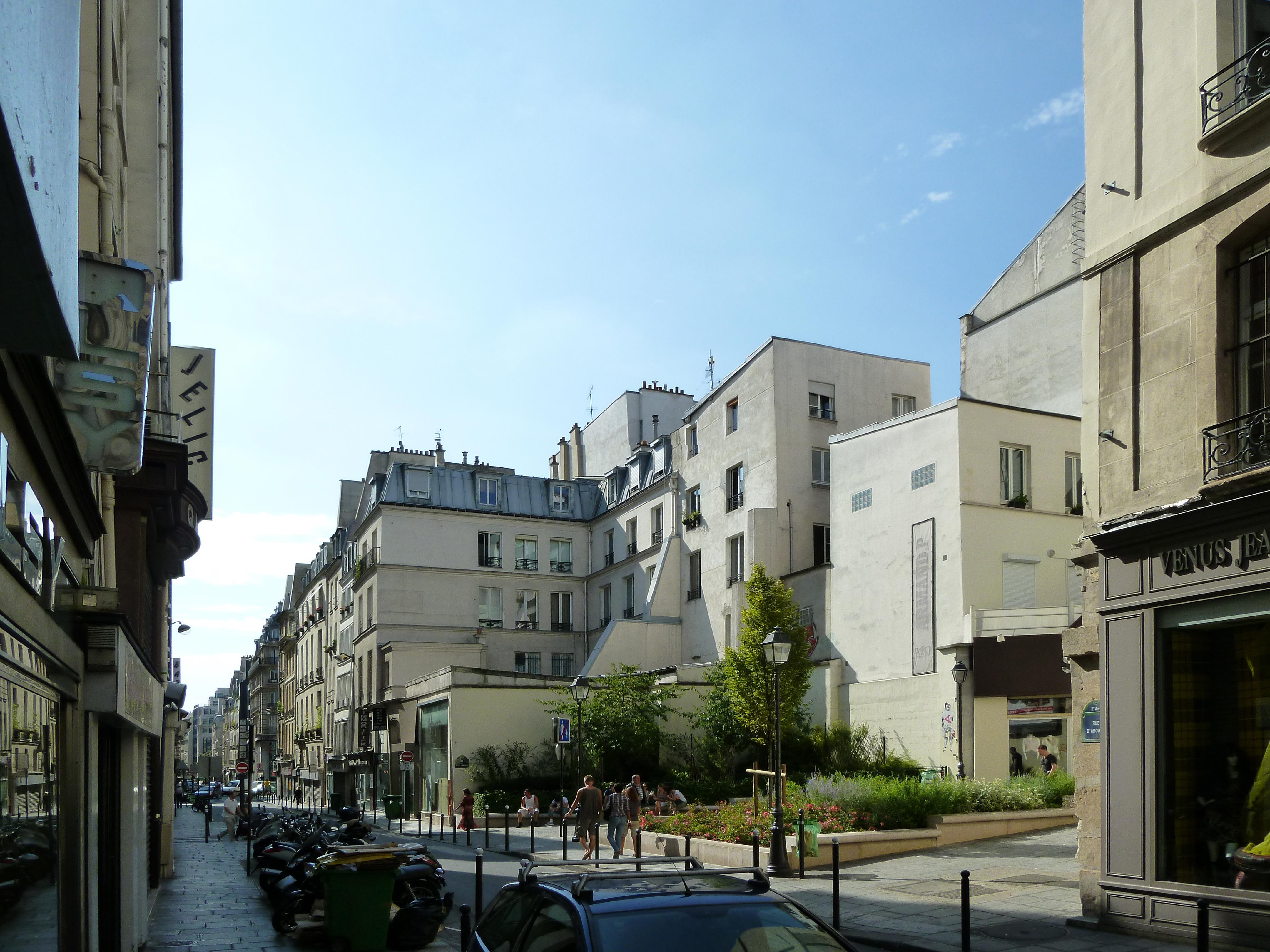 Wild club - Quartier du sentier paris ...